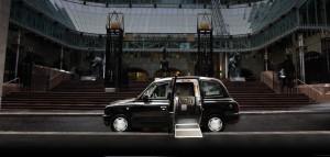 taxi ramp